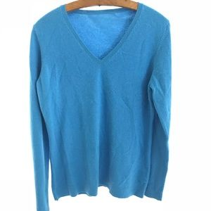 Sweaters - Cashmere v neck